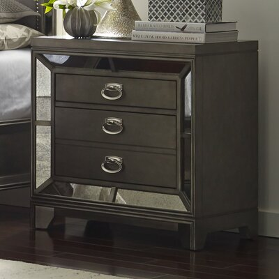 Avalon Furniture Lenox 2 Drawer Nightstand