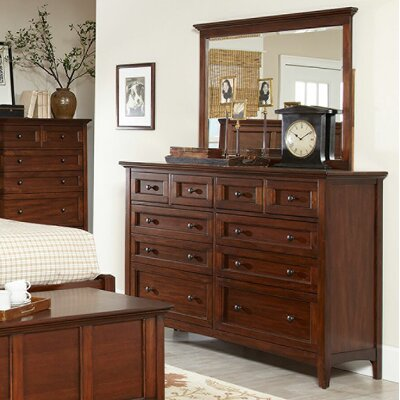 Avalon Furniture Beacon Street 10 Drawer Dresse..