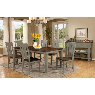 Avalon Furniture Shaker Nouveau Extendable Dining Table