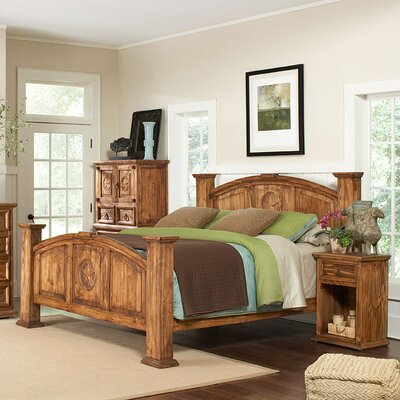 Avalon Furniture Estrella Solitaria Panel Bed