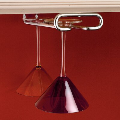 Rev-A-Shelf Hanging Wine Glass Rack