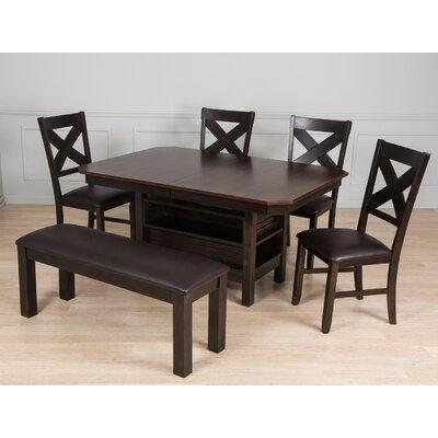 AW Furniture 6 Piece Dining Set