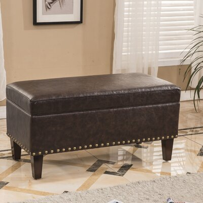 Bellasario Collection Traditional Storage Ottoman