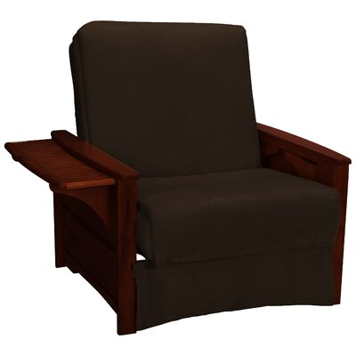 Epic Furnishings LLC Valet Perfect Sit and Sleep Futon Chair