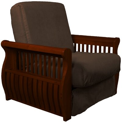 Epic Furnishings LLC Concord Futon Chair