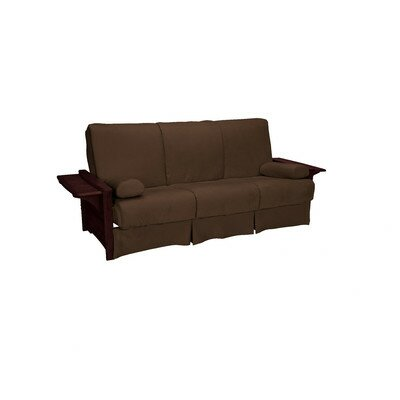 Epic Furnishings LLC Valet Perfect Sit and Sleep Futon and Mattress