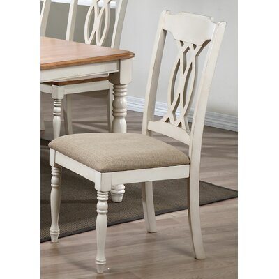 Iconic Furniture Contemporary Side Chair (Set of 2)