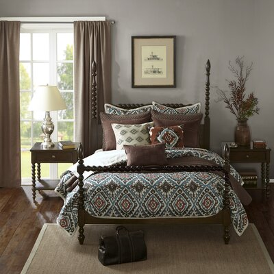 Bay Isle Home Royalton Four Poster Bed