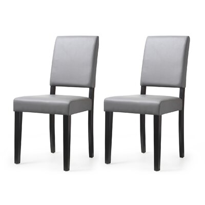 Meelano Charlton Parsons Chair (Set of 2)