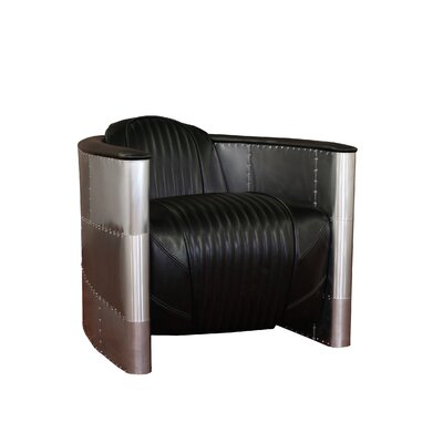 ZallZo Commander Club Chair