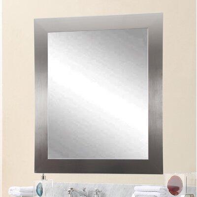 BrandtWorksLLC Ultra Modern Wall Mirror & Reviews Wayfair