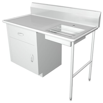 IMC Teddy Single Soiled Dishtable