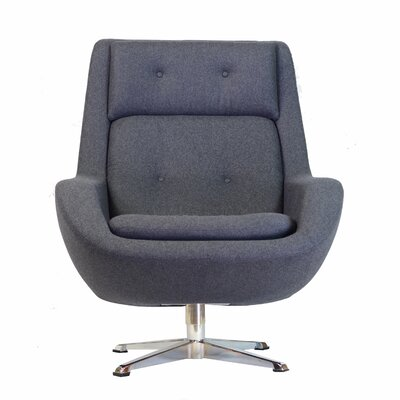 Design Tree Home Commander Swivel Arm Chair