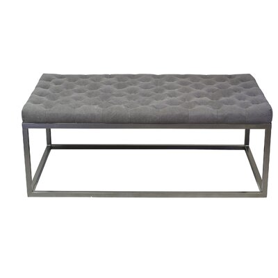 Design Tree Home Sidney Upholstered Bench