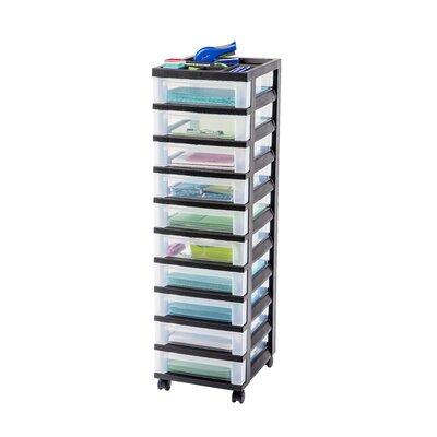 wayfair basics wayfair basics 10 drawer storage chest reviews wayfair. Black Bedroom Furniture Sets. Home Design Ideas