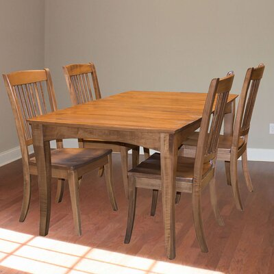 AmeriHome 5 Piece Dining Set