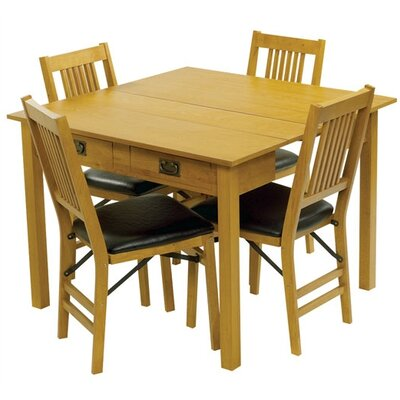 Stakmore Mission Style Expanding Dining Table Reviews