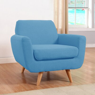 Madison Home USA Mid-Century Modern Accent Armchair