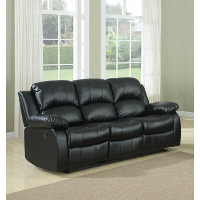 Madison Home USA 3 Seater Leather Recliner