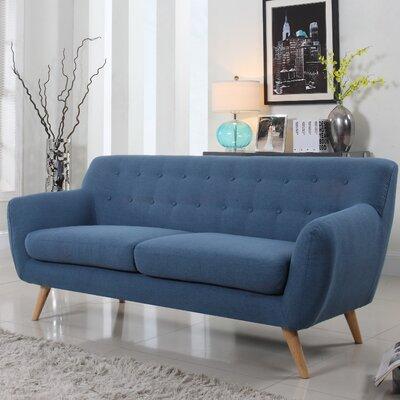 Madison home usa mid century sofa reviews wayfair for Buy sofa online usa