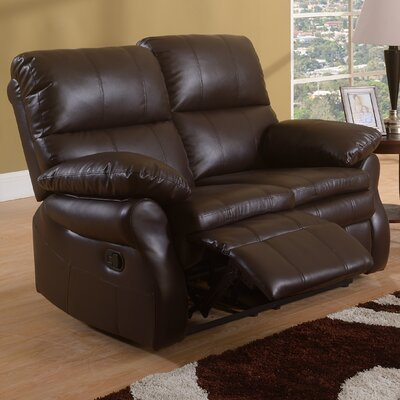 Madison Home USA Classic Reclining Loveseat