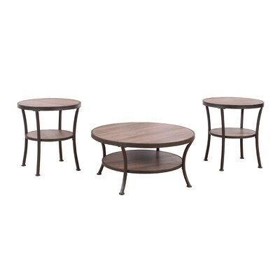Madison Home USA 3 Piece Coffee Table and..