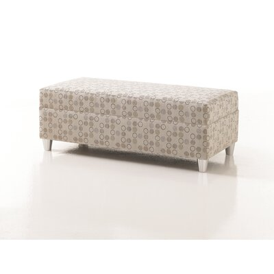 Studio Q Furniture Crosby Upholstered Bariatric Bedroom Bench in Grade 4 Fabric