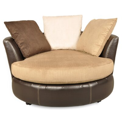 Andover Mills Randolph Swivel Pod Chair