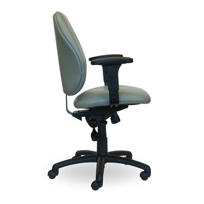 Seating Inc Contour II Mid-Back Task Chair with Arms