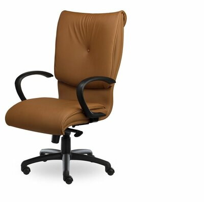 Seating Inc Saddle High-Back Executive Ch..