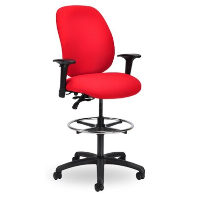 Seating Inc Contour II Adjustable Drafting Chair