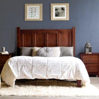 Grain Wood Furniture Shaker Platform Bed