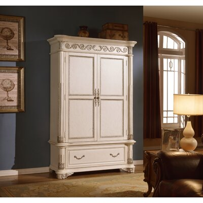 Meridian Furniture USA Sienna Armoire