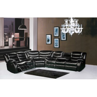 Meridian Furniture USA Sectional