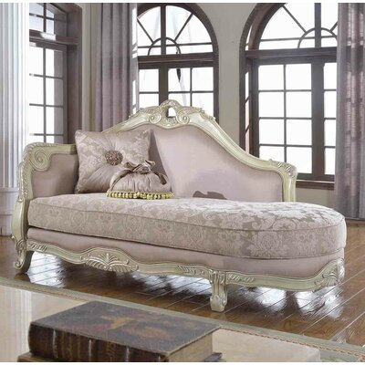 Meridian Furniture USA Positano Chaise Lounge