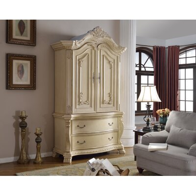 Meridian Furniture USA Monaco Armoire