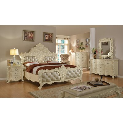 Meridian Furniture USA Novara Panel Custo..