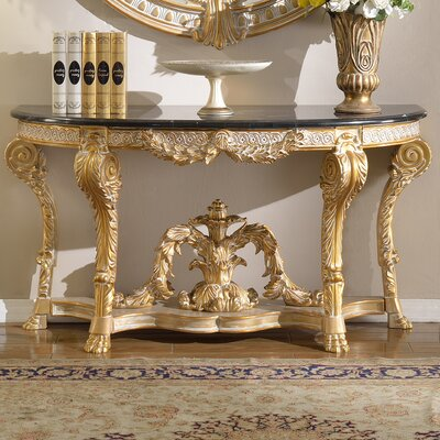 Meridian Furniture USA Versailles Console Table