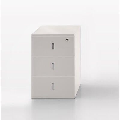 Argo Furniture Glorenza 3 Drawer Cabinet
