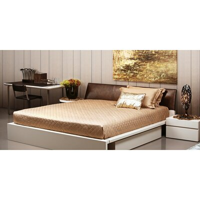 Argo Furniture Upholstered Storage Platform Bed