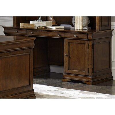 Darby Home Co Grunewald Executive Desk Base Amp Reviews