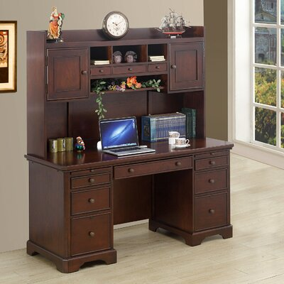 Darby Home Co Sheffield Executive Desk Image