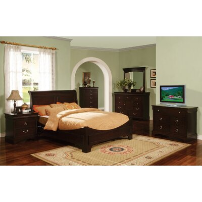 Darby Home Co Panel Customizable Bedroom Set