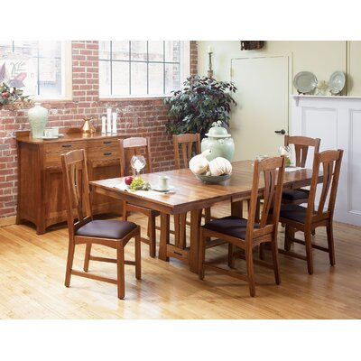 Loon Peak Lewistown Extendable Dining Table
