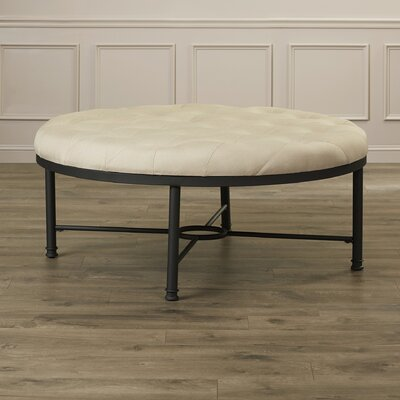 Darby Home Co Gilliland Top Ottoman
