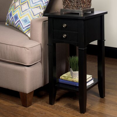 Darby Home Co Edgington End Table Image