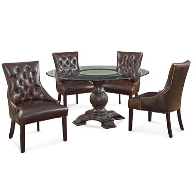 Darby Home Co Ahearn 5 Piece Dining Set