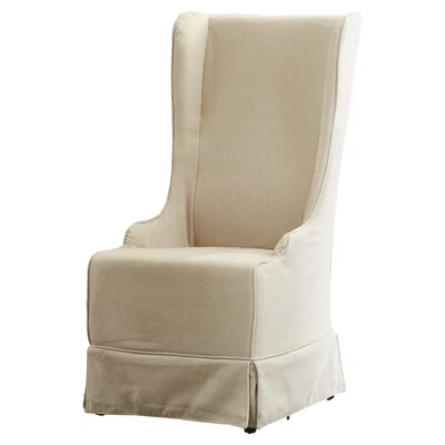 Darby Home Co Hainsworth Slipcovered Arm Chair