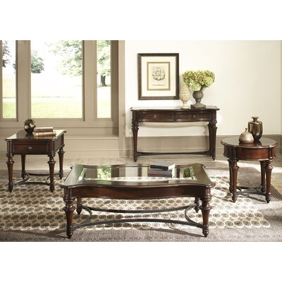 Darby Home Co Foxworth Coffee Table Set Image