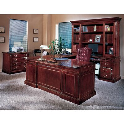 Darby Home Co Leachman 3-Piece U-Shape Ex..